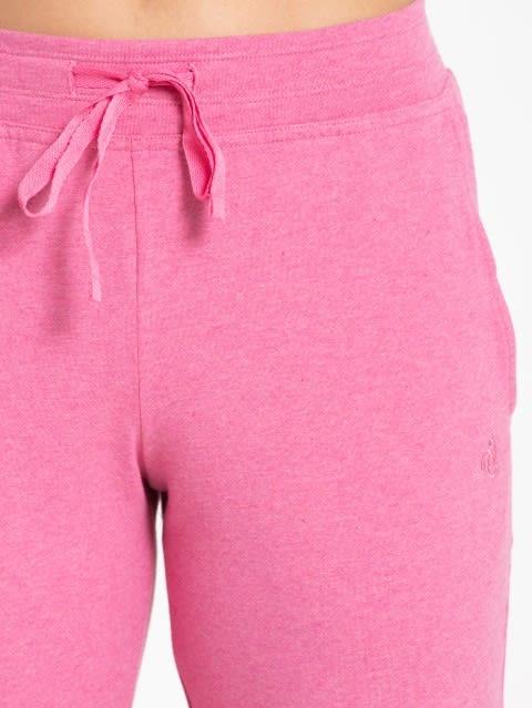 Ibis Rose Melange Capri Pants