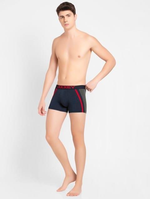 Navy Fashion Trunk