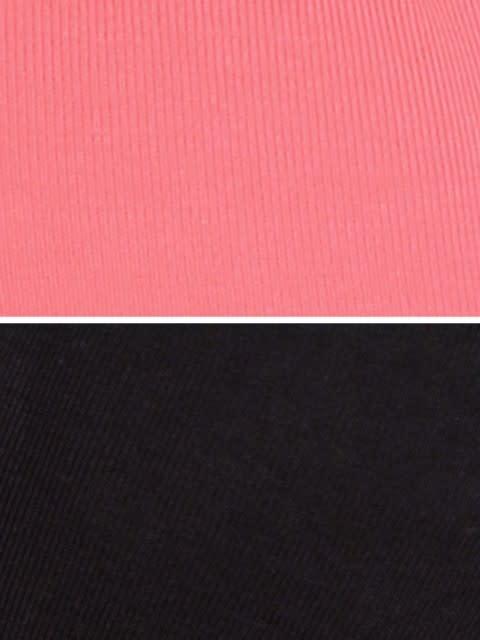 Multi Color Seamless Shaper Bra Combo 1 - Pack of 2