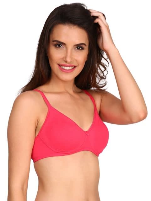 Fashion Color Seamless Shaper Bra Combo - Pack of 2