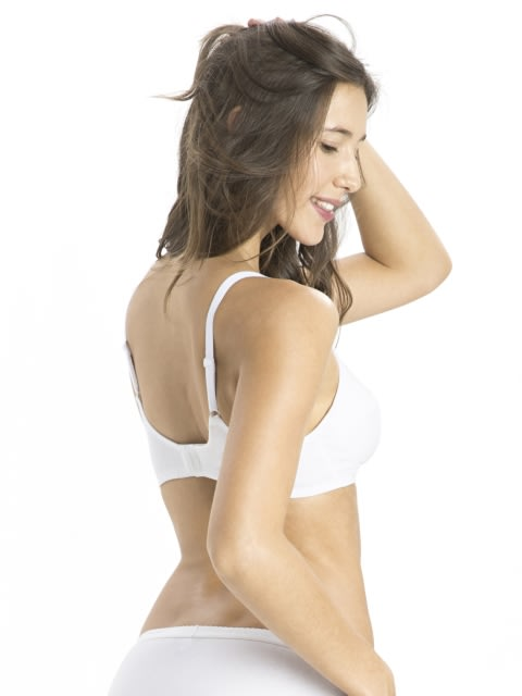 Core Color Slim Fit Bra Combo - Pack of 2