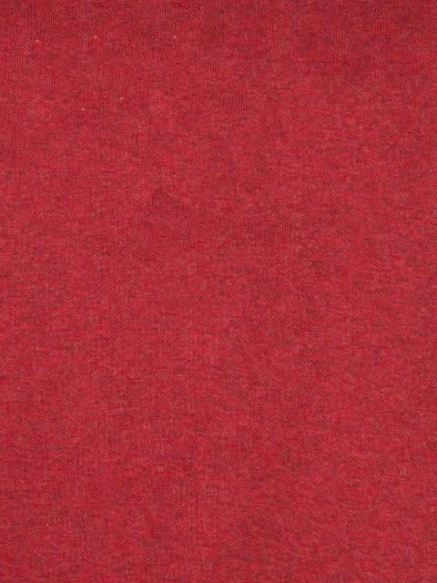 Red Melange Vest