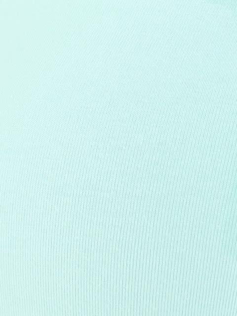 Blue Tint Melange V-neck Tee