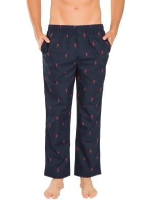 Navy Print1 Pyjama