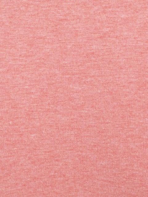 Passion Red Melange Fastening Jacket