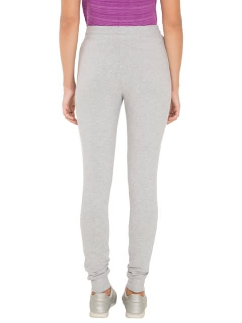 Light Grey Melange Jogger