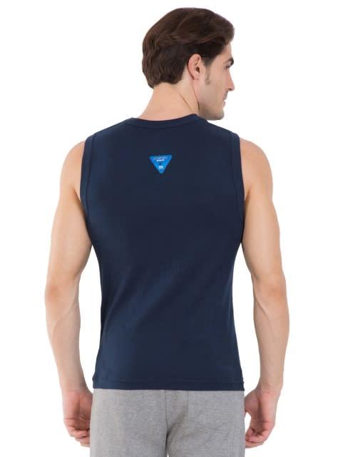 Fashion Color Gym Vest Combo - Pack of 4