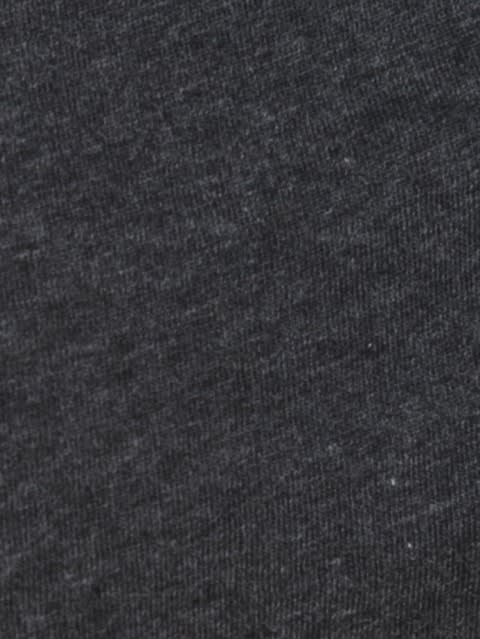 Black Melange Midi Brief