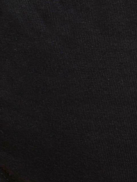 Black Melange & Black Fusion Brief Pack of 2