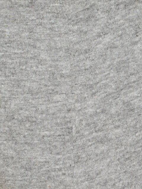 Black Melange & Grey Melange Fusion Brief Pack of 2
