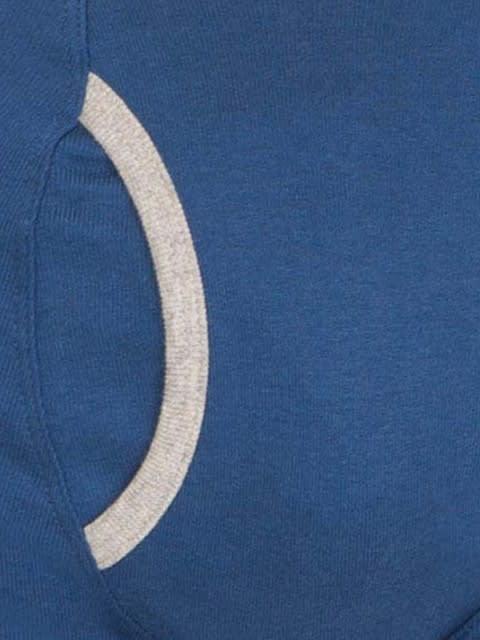 Estate Blue & Grey Melange Boxer Brief