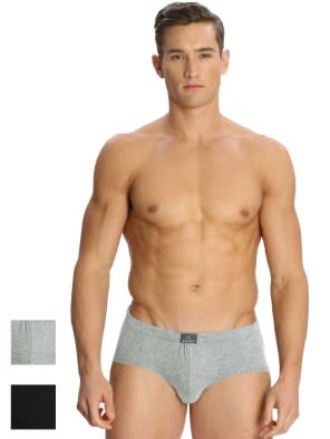 Basic Color Poco Brief Combo - Pack of 2