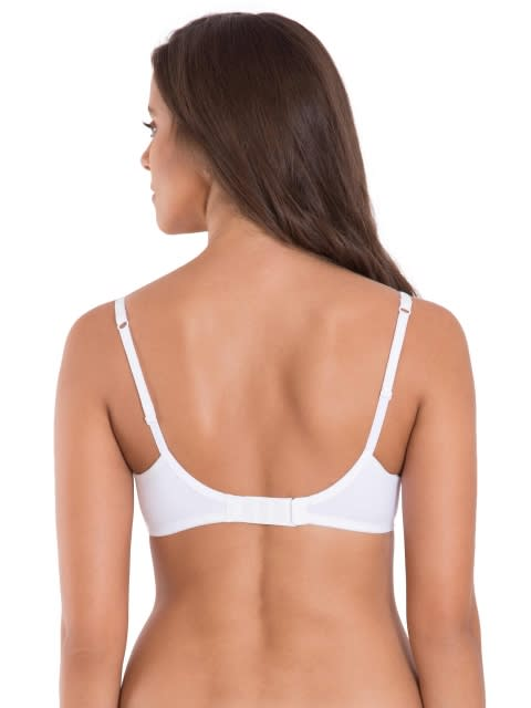 Basic Color Seamless Shaper Bra Combo - Pack of 3