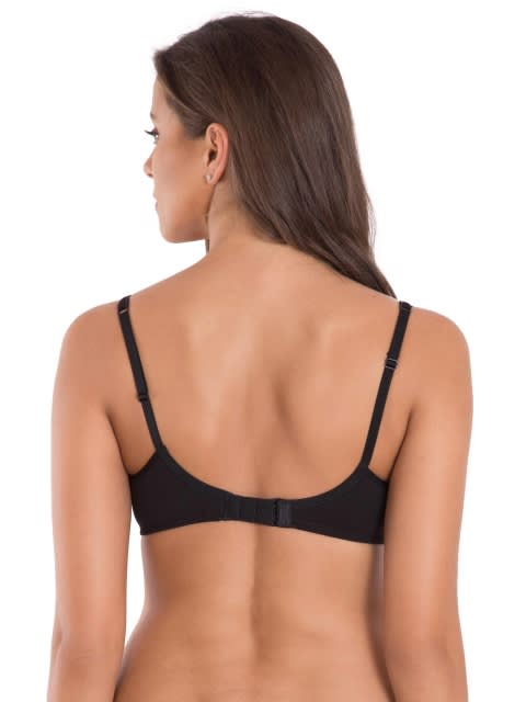 Multi Color Seamless Shaper Bra Combo - Pack of 5