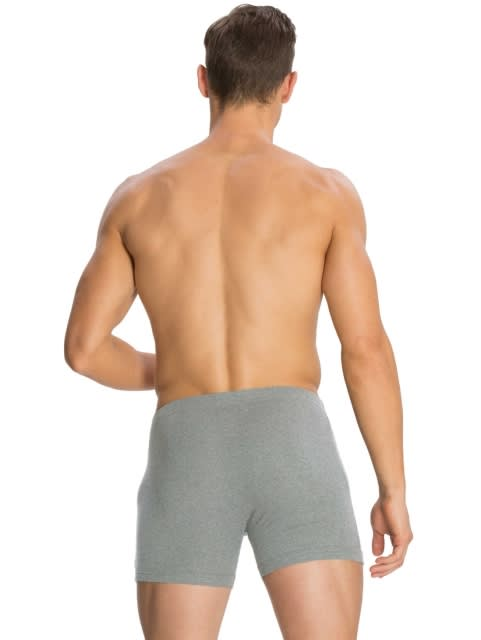 Basic Color Boxer Brief Combo - Pack of 3