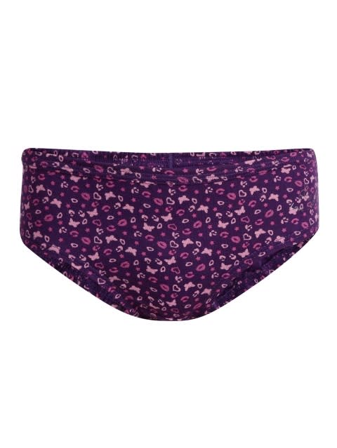 Print Assorted Girls Panty Pack of 3
