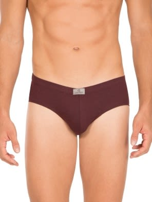 Mauve Wine Poco™ Brief Pack of 3