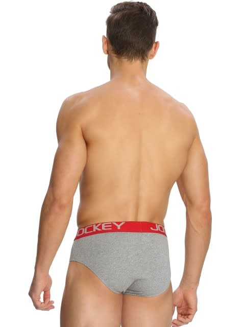 Basic Color Bold Brief Combo - Pack of 6
