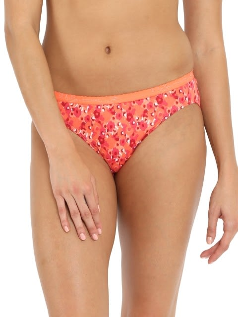 Dark Assorted & Prints Bikini Combo - Pack of 4