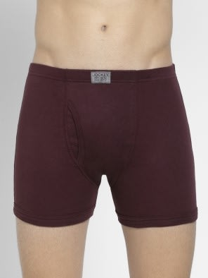 Mauve Wine Boxer Brief Pack of 2