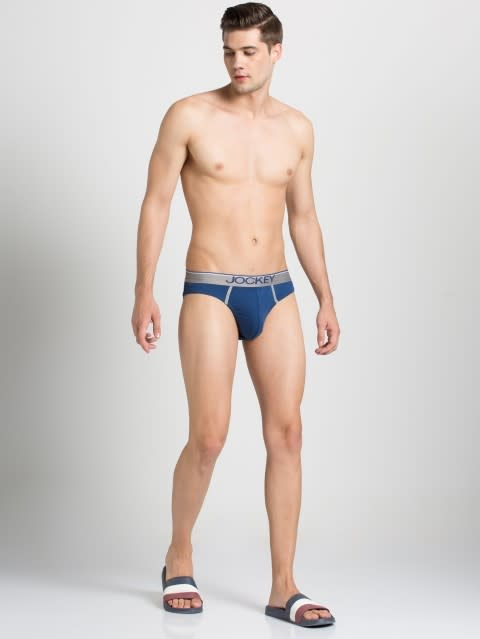 Estate Blue Modern Brief