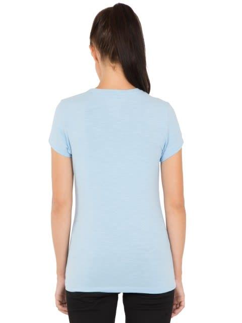 Blue Bel Round neck T-Shirt