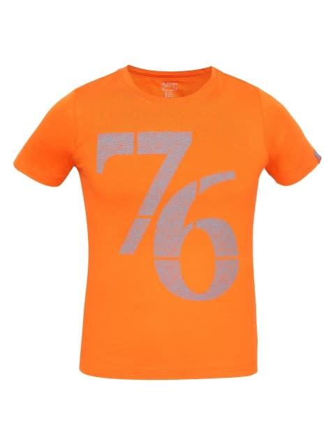 Golden Poppy Print 24 Boys Printed T-Shirt