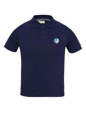 Navy Boys Polo T-Shirt
