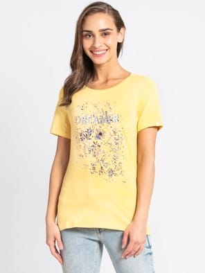 Banana cream print045 Graphic T-Shirt