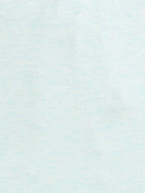 Blue tint melange print051 Graphic T-Shirt