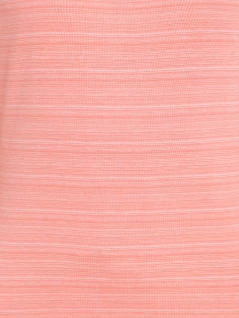 Peach Blossom V-Neck T-Shirt