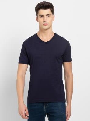 True Navy V-Neck T-Shirt