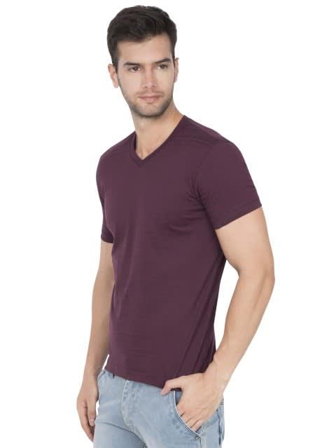 Winetasting V-Neck T-Shirt