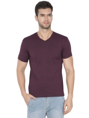 Winetasting V-Neck T-Shirt