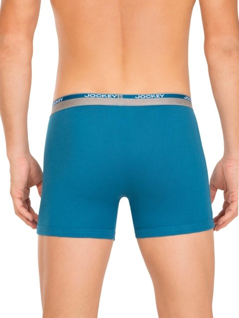 Jockey Fashion Color Boxer Brief Combo - Pack of 4