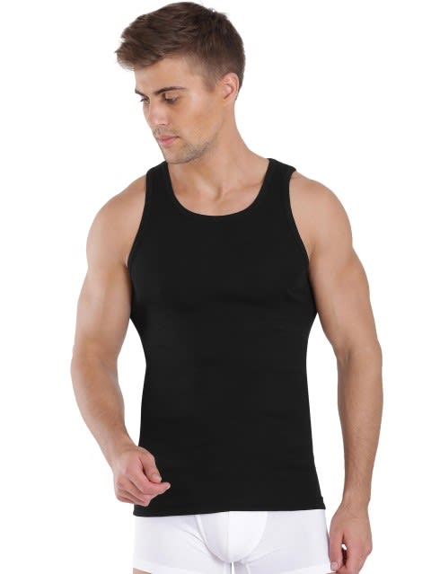 Jockey Fashion Color Vest Combo - Pack of 6