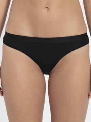 Black Brazilian Panty