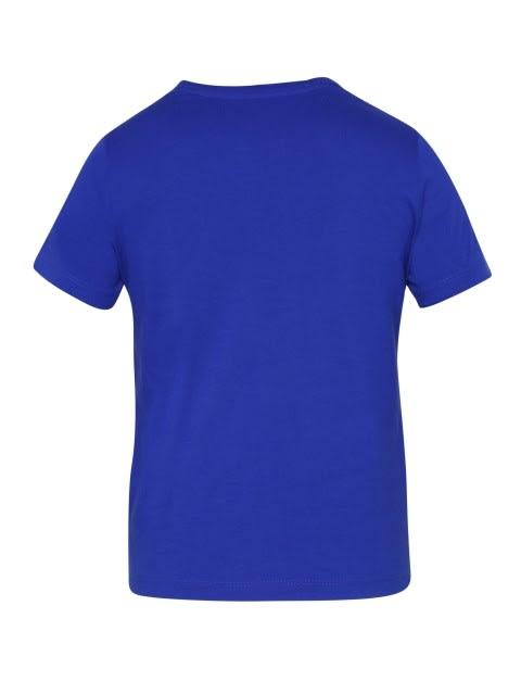 Indigo Crush Girl's Graphic T-Shirt