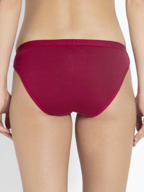 Beet Red Bikini