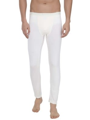 White Thermal Long John