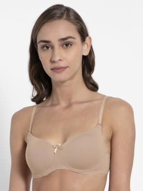 Skin Non-Wired Padded Bra