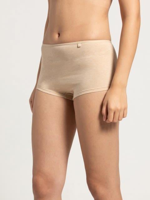 Skin Melange Boy Leg