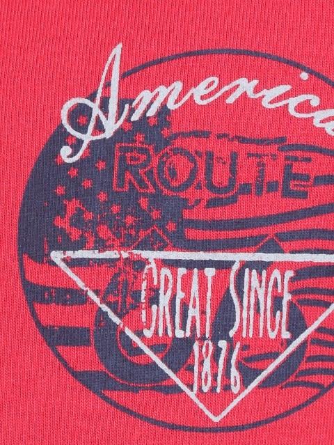 Team Red Boys T-shirt