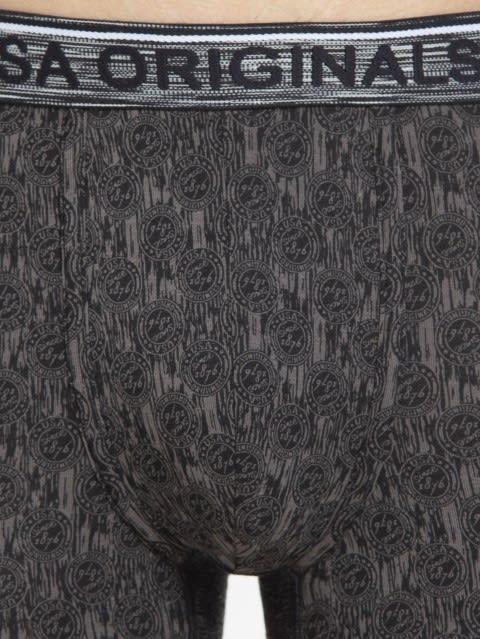 Graphite Printed Trunk