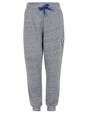 Grey Snow Melange Jogger