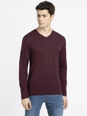 Wine Tasting V-Neck Long Sleeve T-Shirt