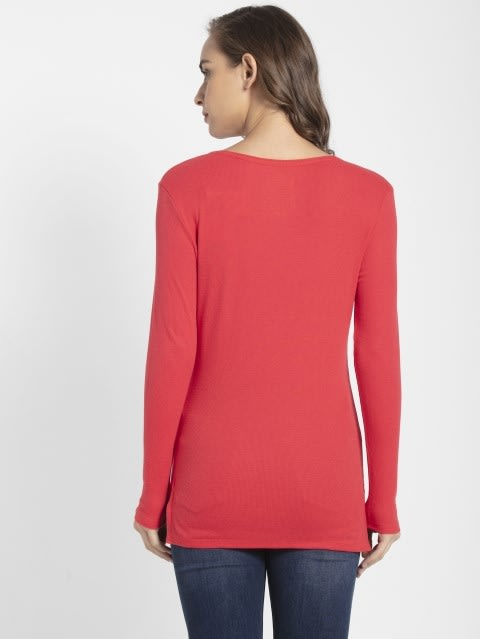 Hibiscus Full Sleeve T-Shirt