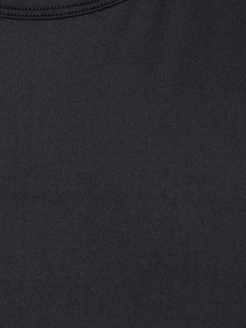 Black Loose Fit Tank Top