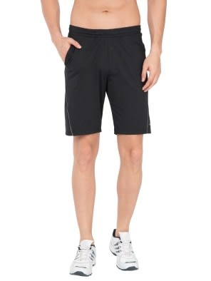 Black Short with continuous back yoke