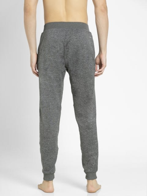Grey Marl Jogger with Hybrid waist band